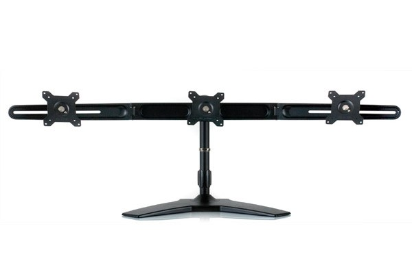 Tronje TS743 triple monitor mount
