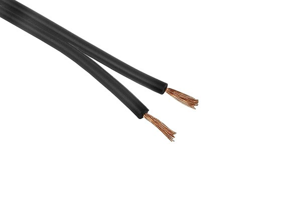 Twin-lead cable 2x0,5mm² 2-lead 5m