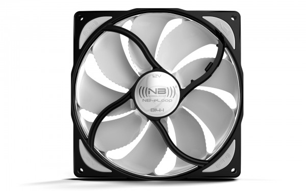 Noiseblocker NB-eLoop B14-2 Bionic fan 900U/min ( 140x140x29mm )