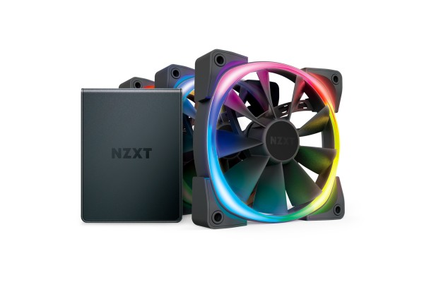 NZXT Aer RGB 2 Starter Kit Triple Pack HF-2812C-T1 120mm case fan (120x120x26mm)