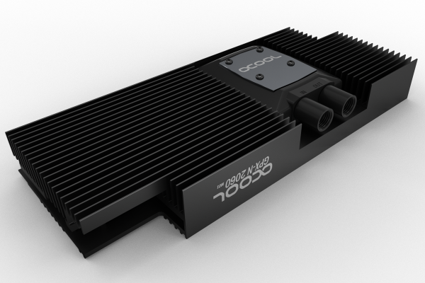 Alphacool NexXxoS GPX - Nvidia Geforce RTX 2060 M01 - with backplate