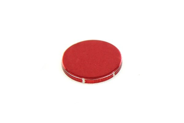 Monsoon Accent Disk - Red