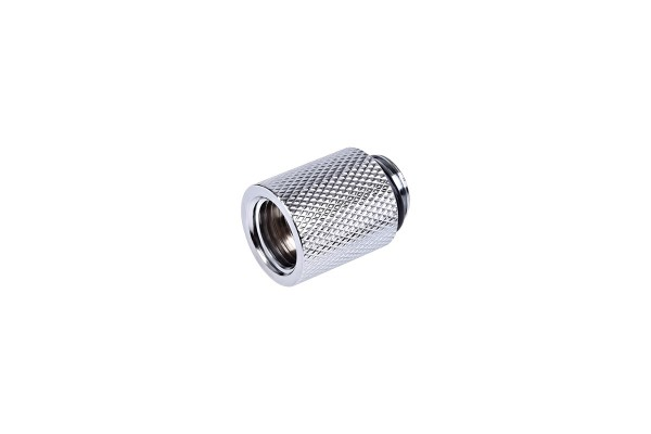 Alphacool HF extension G1/4 to G1/4 20mm - Chrome