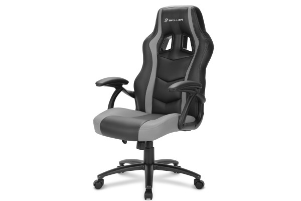 Sharkoon Skiller SGS1 Gamingstuhl - black/grey