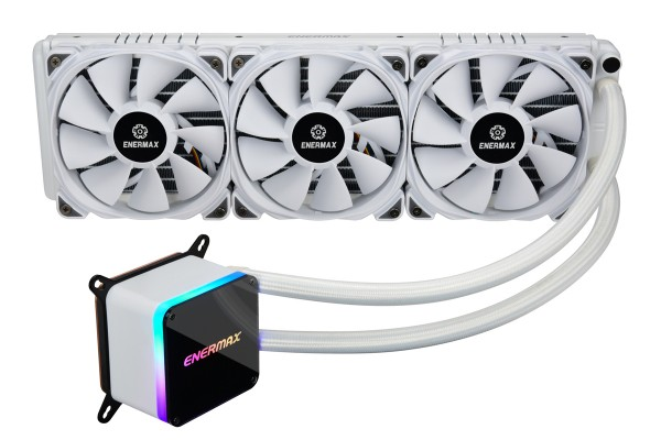 Enermax LIQTECH II 360 All-in-One water cooling 360mm white