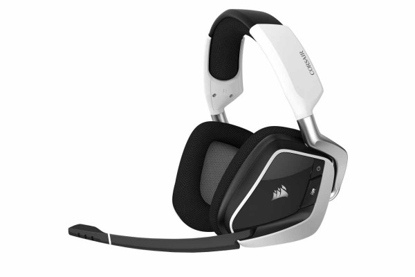 Corsair VOID PRO RGB Wireless Premium Headset White