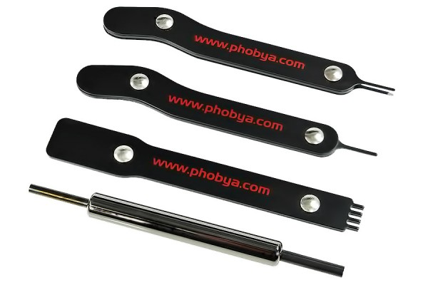 Phobya Molex Extractor Kit (Sleeving tool)