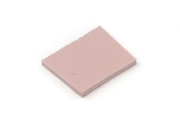 thermal pad 15x15x0,5mm (1 piece)