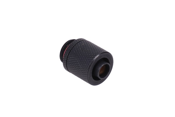 11/8mm (8x1,5mm compression fitting G1/4 - knurled - matte black