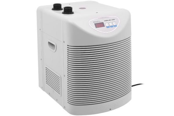 waterchiller Hailea Ultra Titan 1500 (HC500=790Watt cooling capacity) - White Special Edition
