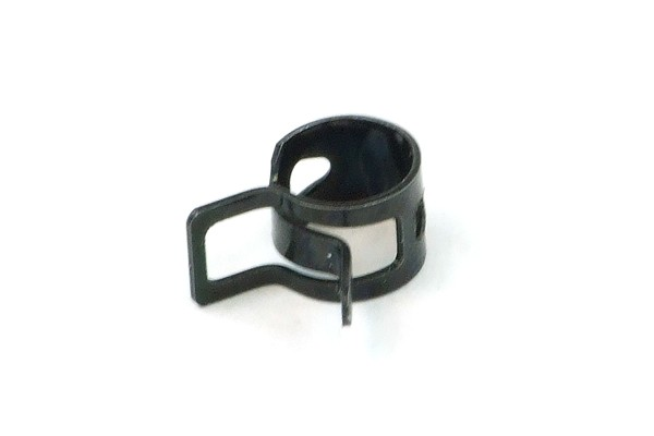 hose clamp spring 10 - 12mm black