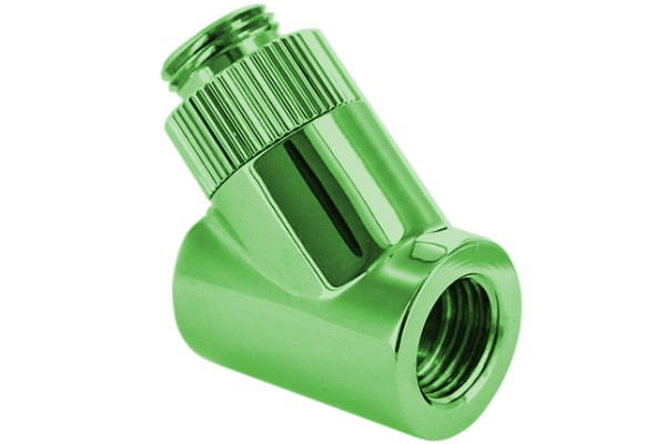 "Monsoon 19/13mm (OD 3/4"") Rotary 45° - Green"