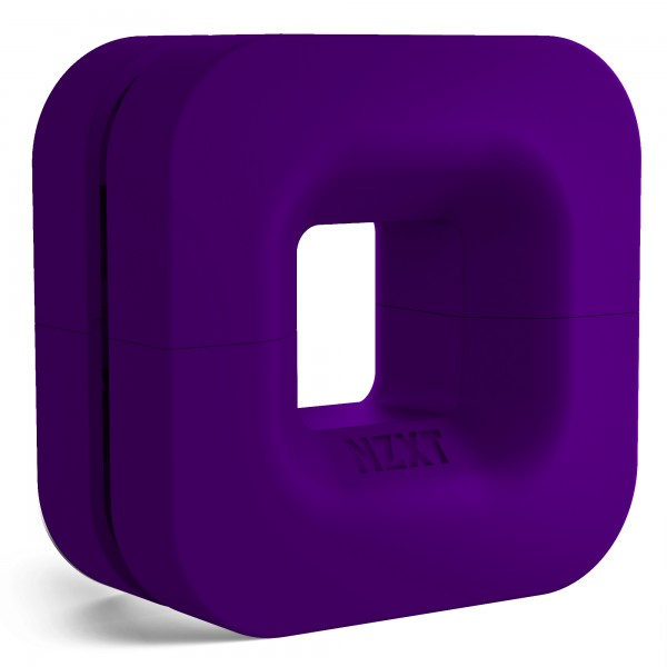 NZXT Puck mounting - Purple