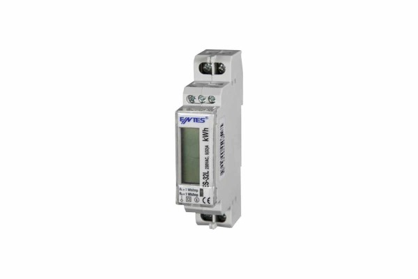 Single-phase energy meter digital 32 A MID-konform: Yes ENTES ES-32L MID