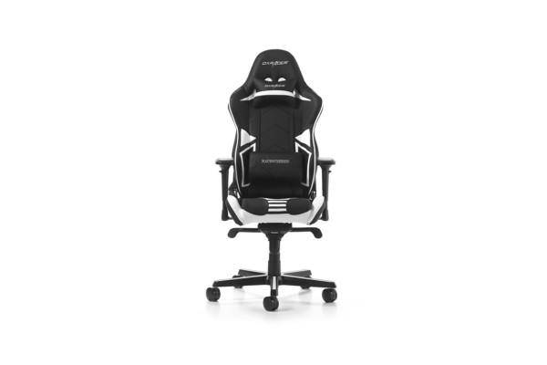 DXRacer Racing Pro Series gaming chair - black/white