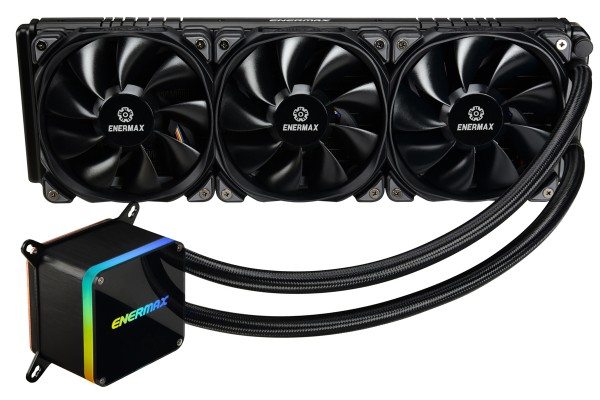 Enermax LIQTECH II 360 All-in-One water cooling 360mm