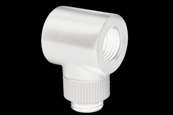 "Monsoon 16/10mm (OD 5/8"") Rotary 90° - White"