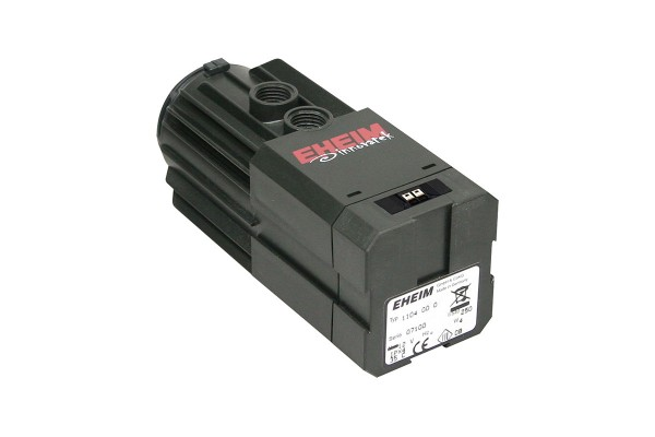Innovatek PCPS V2 12 volt pump with integrated AGB & threaded holes