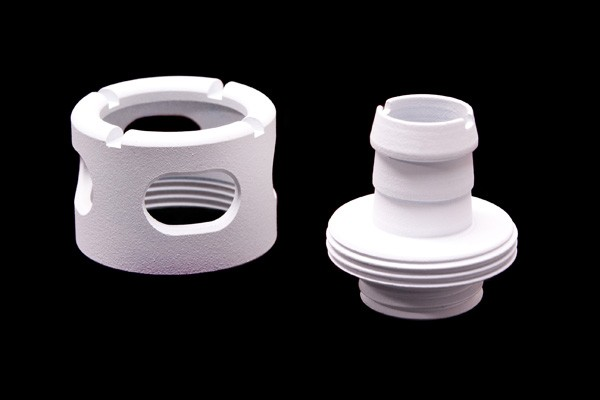 """Monsoon 13/10mm (ID 3/8"""" OD 1/2"""") compression fitting - White"""
