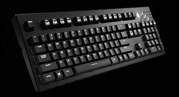 CM Storm Quick Fire PRO Ultimate Keyboard - black - MX Brown (German Layout)