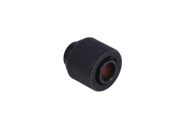 13/10mm (10x1,5mm) compression fitting G1/4 - compact - matte black