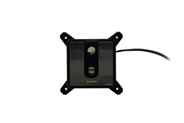 Barrow CPU water block for INTEL POM edition - Black