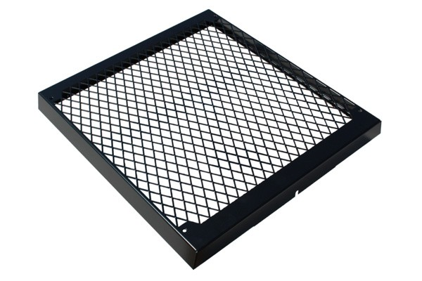 Watercool MO-RA3 420 fan grill - Diamond - black