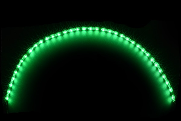 LED-Flexlight LowDensity 60cm green (36x SMD LED´s)