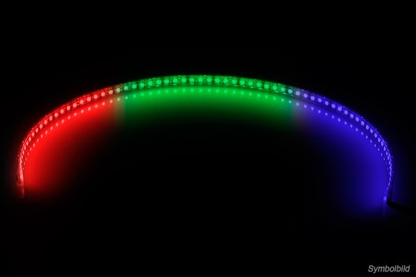 Phobya LED-Flexlight HighDensity 500cm RGB (300x SMD LED´s)