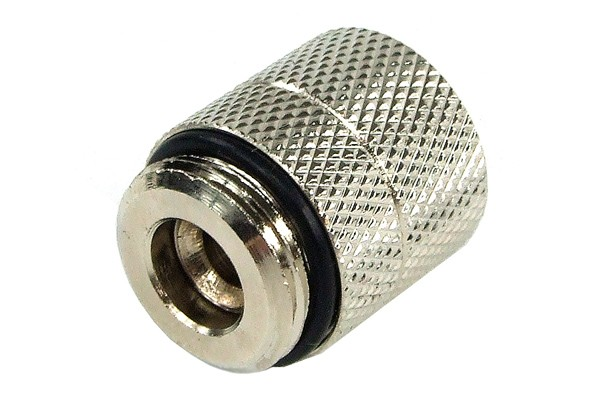 extension G3/8 to G1/4 revolvable - silver nickel