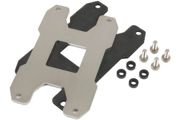 Aquacomputer backplate for cuplex kryos, sockets AM3/AM2