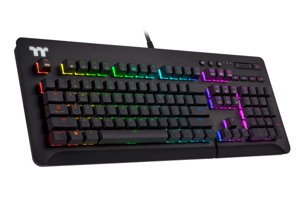 Thermaltake gaming keyboard Level 20 GT RGB Cherry Silver Switch (GER)
