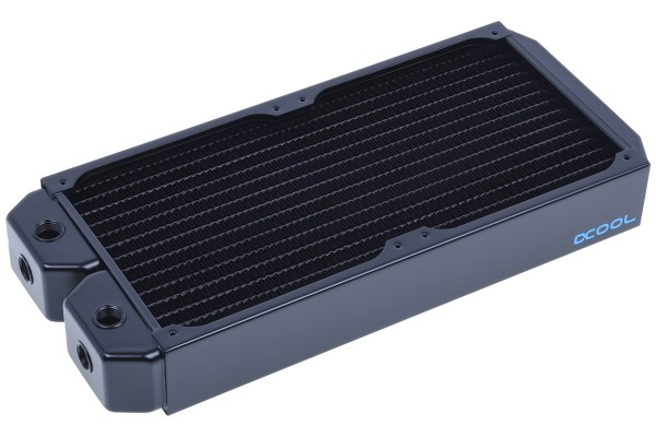 Alphacool NexXxoS XT45 Full Copper 280mm radiator