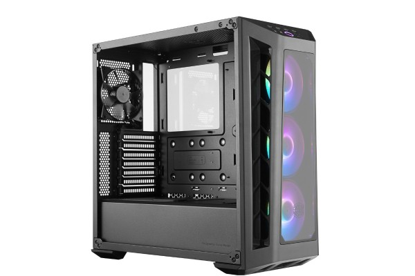 Cooler Master MasterBox MB530P RGB Midi-Tower with Window, black