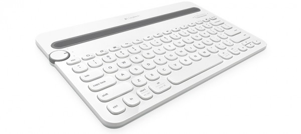 Logitech K480 Bluetooth Multi-Device Keyboard (German Layout)