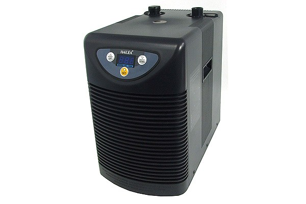 waterchiller Hailea Ultra Titan 200 (HC150=165Watt cooling capacity)