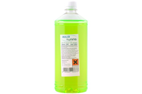 Aquatuning AT-Protect-UV-green 1000ml