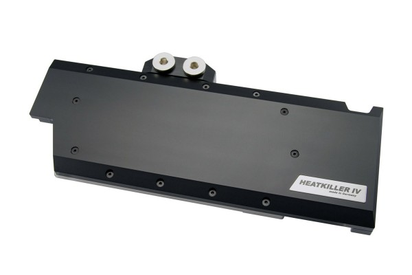 Watercool HEATKILLER® IV for GTX 1080 and 1070 - ACETAL Ni