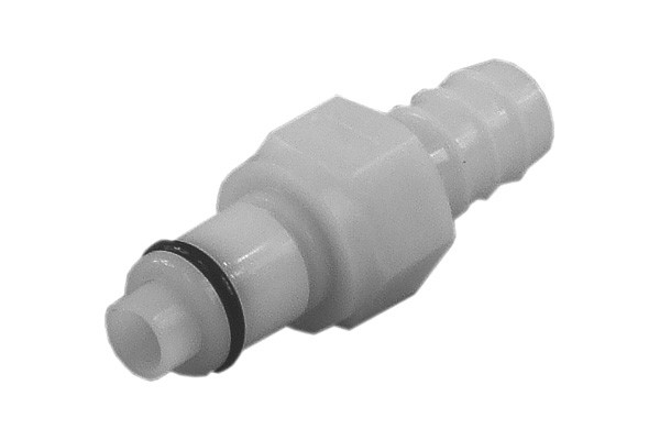 Quick release connector CPC 7,9mm plug