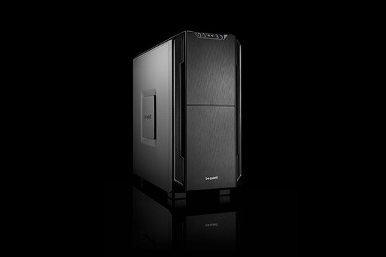 be quiet! Silent Base 600 with Window - black