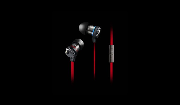 CM Storm Resonar Headset In-Ear - Rot