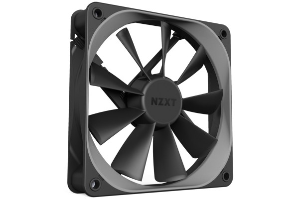NZXT Aer F 140mm case fan Twin Pack (140x140x26mm)