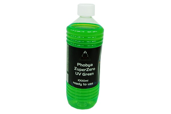 Phobya ZuperZero UV Green 1000ml