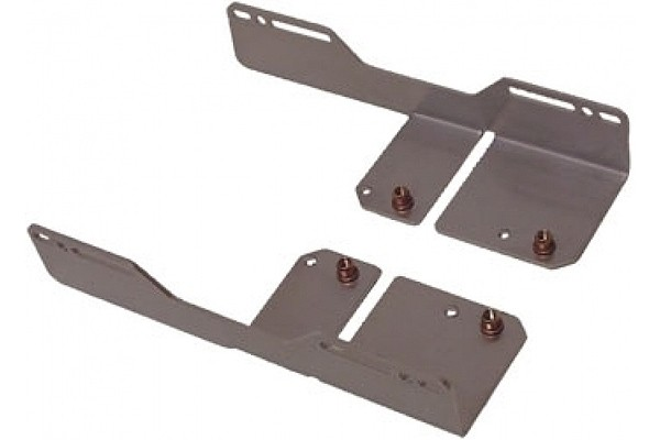 Aquacomputer kit mounting brackets for airplex XT / PRO / evo for installation in 5.25'' bay