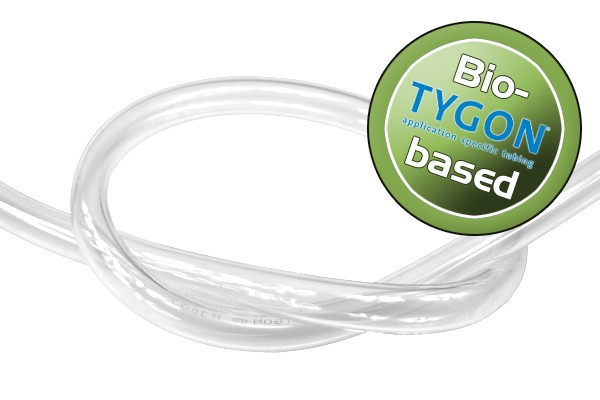 "Tygon E3603 tubing 12,7/9,5mm (3/8""ID) clear"