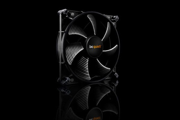 Be Quiet Case Fan Silent Wings 2 800mm BQT T8025-MF-3 (80x80x25mm)