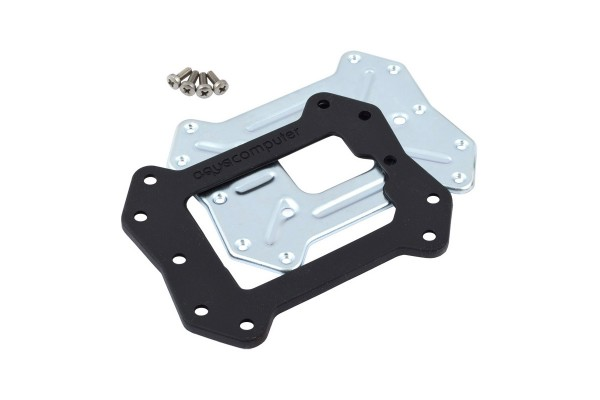 Aquacomputer backplate for cuplex kryos, socket 1156/1155/1151/1150