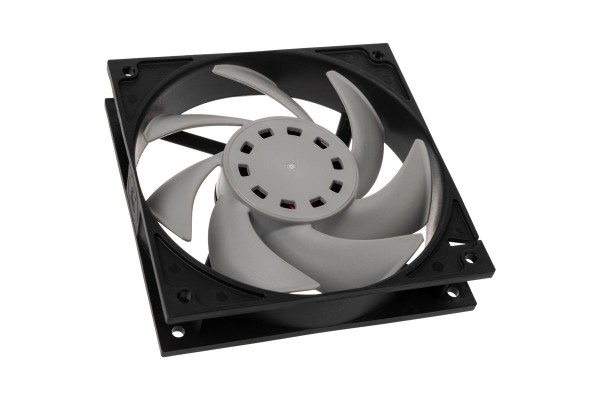 EK Water Blocks EK-Vardar EVO 120S BB PWM - 700-1150 rpm, black/grey (120x120x25mm)