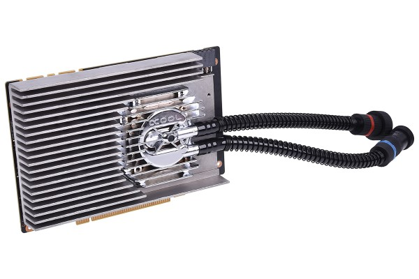 Alphacool X INNO3D P104-100 (1607Mhz 7 10Gbps) 4.096 MB GDDR5X - water cooled