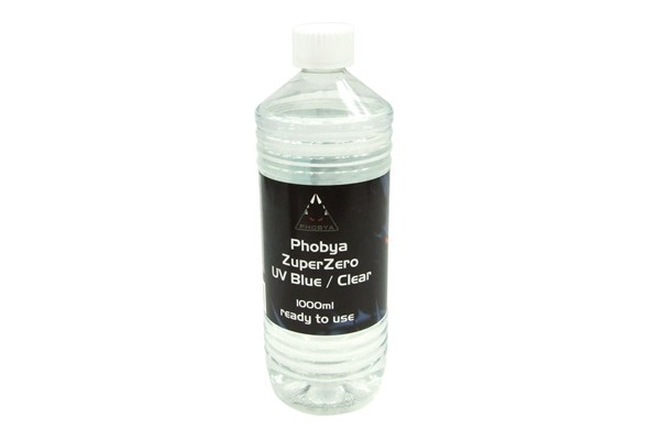 Phobya ZuperZero UV Blue/Clear 1000ml